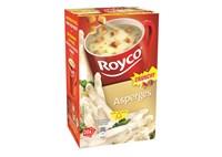 Royco veloute asperges et croutons 20p