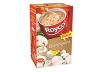 Royco veloutine de champignons 20p
