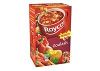 Royco goulash et croutons 20p