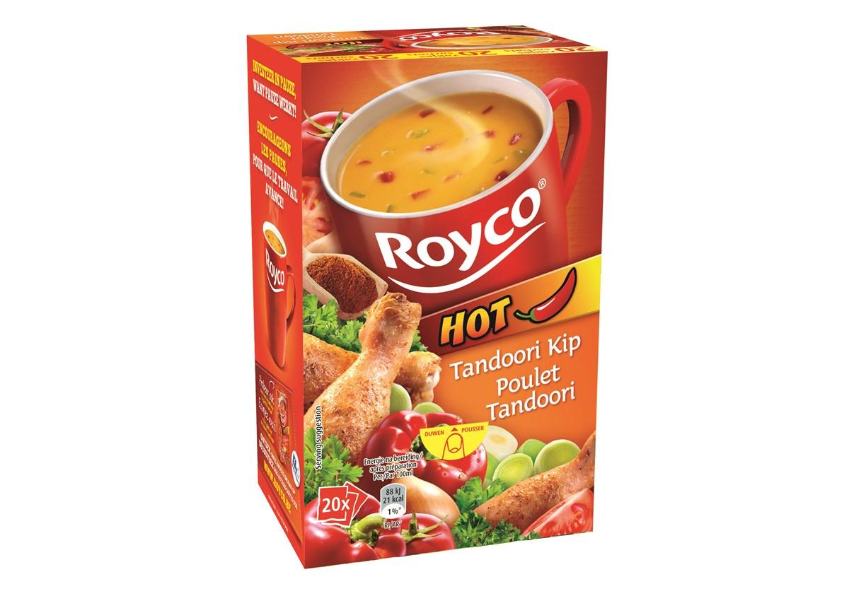 potage royco poulet tandoori achat en ligne soupe d shydrat e storme. Black Bedroom Furniture Sets. Home Design Ideas