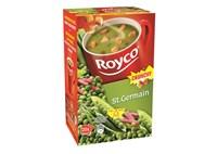 Royco St. Germain pois et croutons 20p