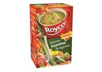 Royco Supreme de légumes et croutons 20p