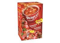 Royco tomates, croutons et boulettes 20p