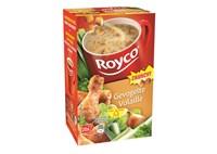Royco veloutine de volaille et croutons 20p