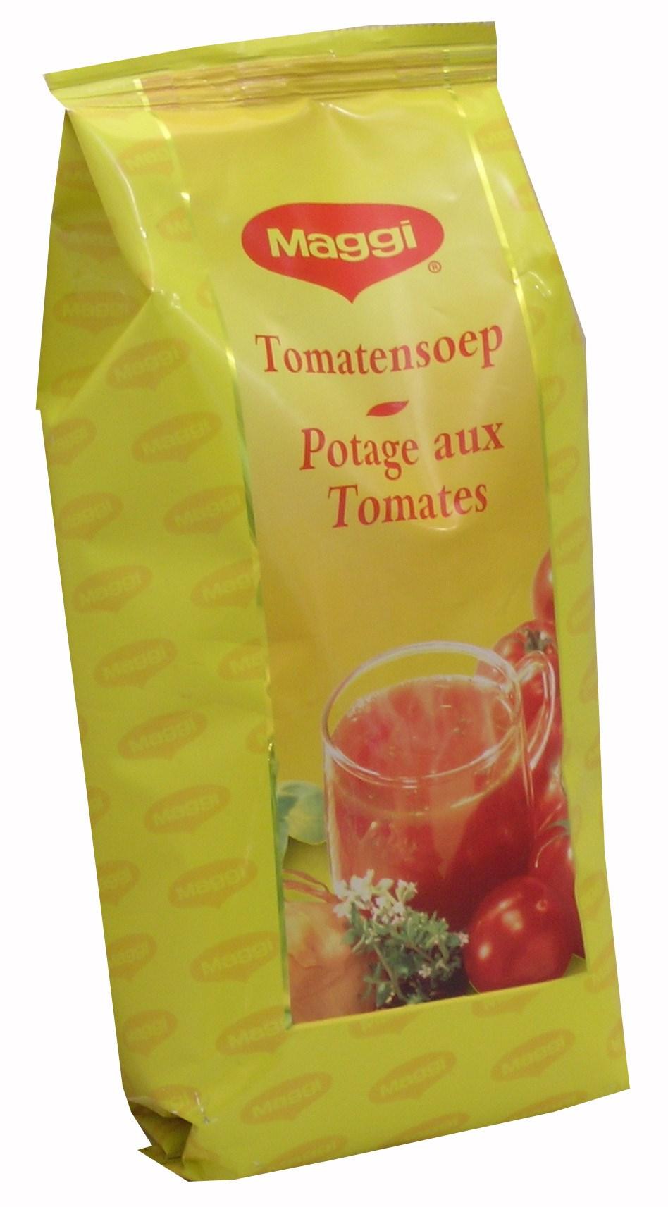 maggi potage aux tomates pour distributeurs automatiques storme. Black Bedroom Furniture Sets. Home Design Ideas
