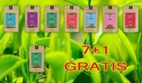 7 ALVEUS 15x3g au choix + GRATIS 1 Alveus Marrakesh Nights