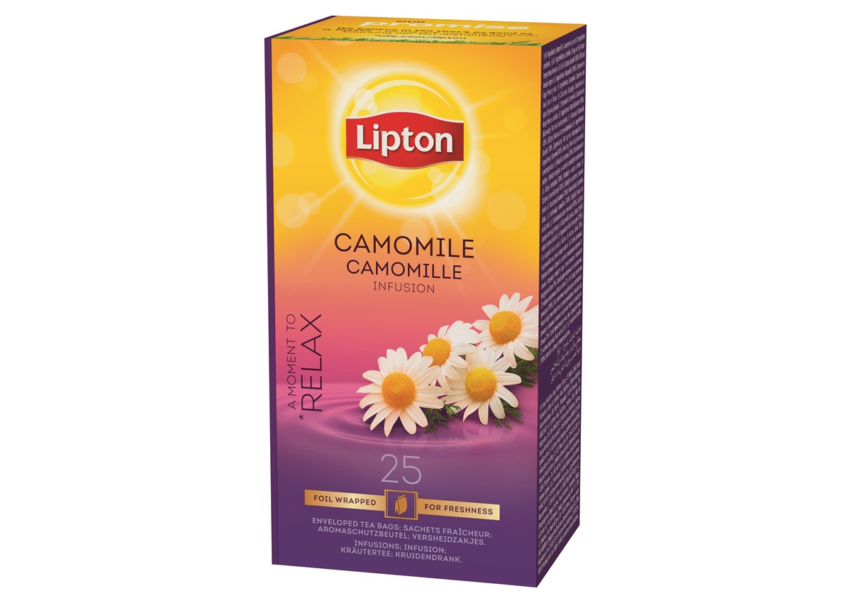 Lipton The Camomille 25p
