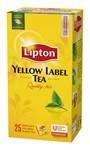 Lipton Yellow label prof 25 p