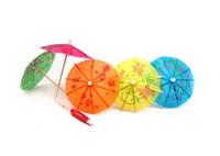 Papieren parasol 8cm 150st