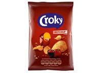 CROKY Ketchup 20x40g  | Vente en ligne de chips | petit sachet