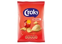 CROKY Chips naturel 40g