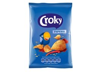 CROKY Chips paprika 20x40g | vente en ligne de Chips & Biscuits apéritif