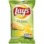 LAY'S Pickles 20x40g | vente en ligne de chips au pickles | petit sachet