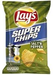 Lays Superchips Poivre & Sel 20 x 40g