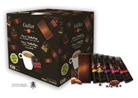 GALLER Mini tablettes assorti 120p
