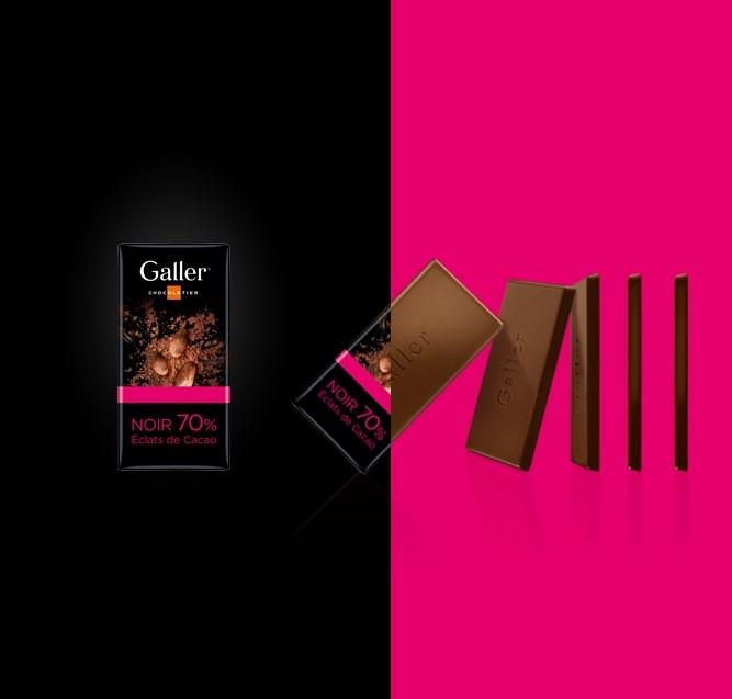 galler mini tablettes 6 goûts vente en ligne de chocolat belge