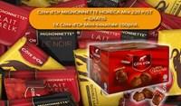 PROMO Côte d'Or Mignonnette HORECA Mix 220p + Mini Bouchée 100p GRATIS