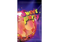 Sweet Party 8 perziken 16x100g
