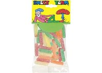 Sweet Party 7 Citric Sticks 16x100g