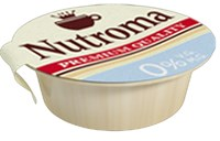 NUTROMA Cups Coupelle de lait 0% matière grasse 9g