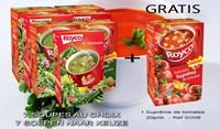 PROMOTION Royco Minute Soup 7+1 GRATIS