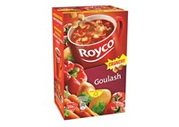 ROYCO MINUTE SOUP Goulash 20 sachets