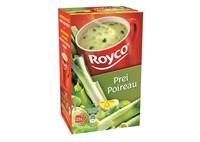 ROYCO MINUTE SOUP Poireaux 25 sachets