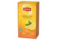 Lipton thé citron 25p