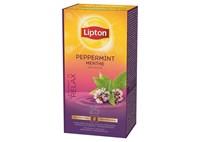 Lipton menthe prof 25p
