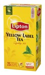 Lipton Yellow label prof 25 p