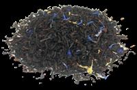 Thé noir en vrac Bleu Earl Grey 100g