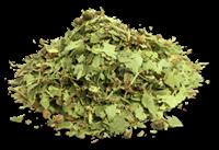 Thé en vrac - feuilles de tilleul coupées 125g