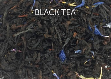 Thé en vrac - losse thee - black loose tea - zwarte thee - thé noir