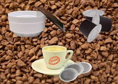coffee pads, cafes-filtres, café instantané, capsules compatibles Nespresso